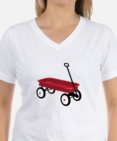 Red Wagon T-Shirt