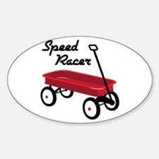 Speed Racer Decal