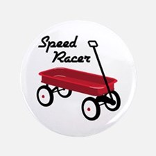 "Speed Racer 3.5"" Button"
