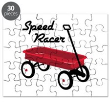 Speed Racer Puzzle