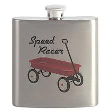 Speed Racer Flask