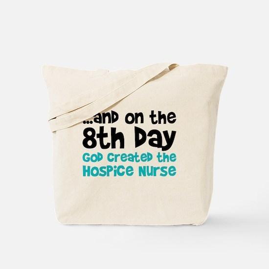 Hospice Nurse Creation Tote Bag