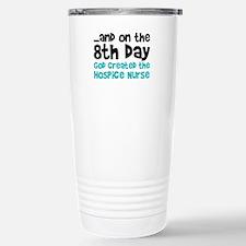 Hospice Nurse Creation Stainless Steel Travel Mug
