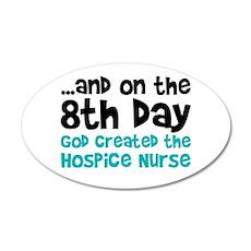Hospice Nurse Creation Wall Decal