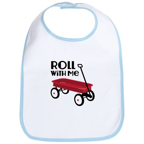 ROLL WiTH Me Bib