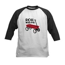 ROLL WiTH Me Baseball Jersey