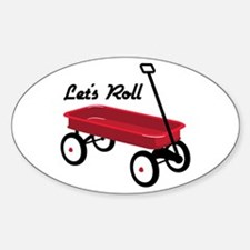 Lets Roll Decal