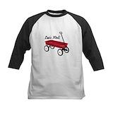 Little red wagon shirt Baseball Jersey