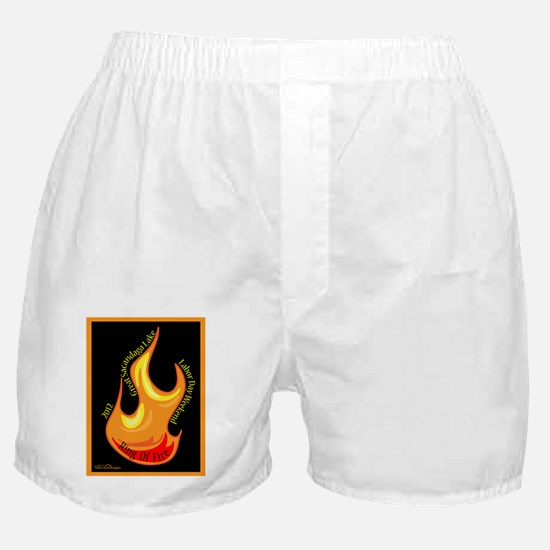 Ring Of Fire 2012 Boxer Shorts