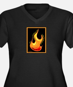 Ring Of Fire 2012 Plus Size T-Shirt