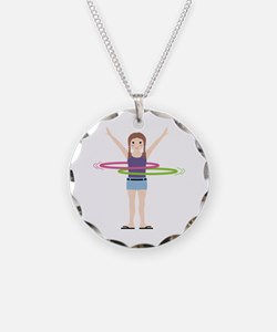 Hula Hooping Necklace