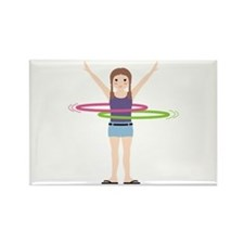 Hula Hooping Magnets