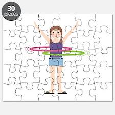 Hula Hooping Puzzle