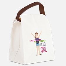 HuLa GIRL Canvas Lunch Bag