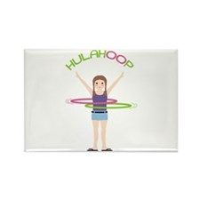 HULAHOOP Magnets