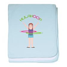 HULAHOOP baby blanket