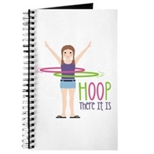 HOOP There It Is Journal