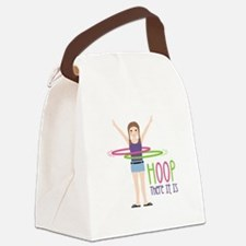 HOOP There It Is Canvas Lunch Bag