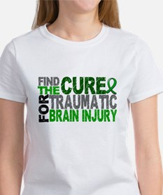 Find the Cure TBI Women's T-Shirt