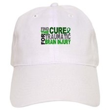 Find the Cure TBI Baseball Cap