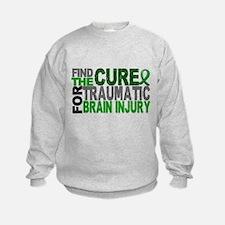 Find the Cure TBI Sweatshirt