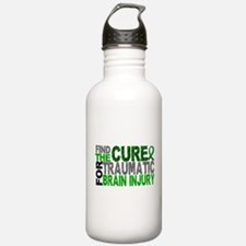 Find the Cure TBI Water Bottle