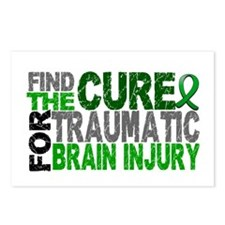 Find the Cure TBI Postcards (Package of 8)
