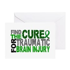 Find the Cure TBI Greeting Card
