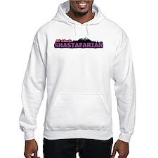 Shastafarian Pink n Purple Hoodie