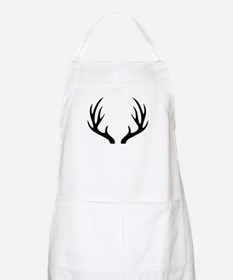 12 Point Deer Antlers Apron