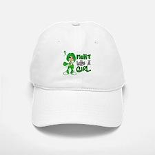 Licensed Fight Like A Girl 42.8 TBI Baseball Baseball Cap