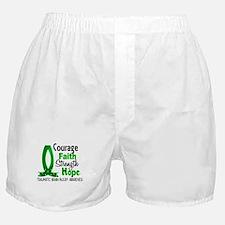 Courage Faith 1 TBI Boxer Shorts