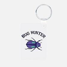 Bug Hunter Keychains