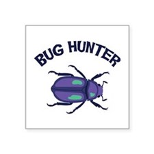 Bug Hunter Sticker