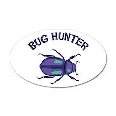 Bug Hunter Wall Decal