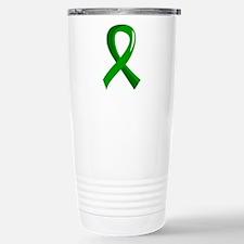 Awareness Ribbon 3 TBI Stainless Steel Travel Mug