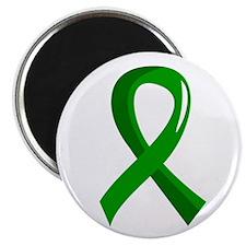 Awareness Ribbon 3 TBI Magnet