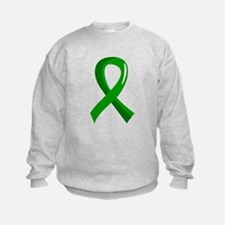 Awareness Ribbon 3 TBI Sweatshirt