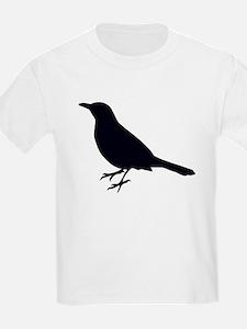 Blackbird Silhouette T-Shirt