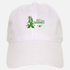 Awareness 6 TBI Baseball Baseball Cap