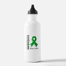 Awareness 5 TBI Water Bottle