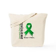 Awareness 5 TBI Tote Bag