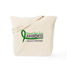 Awareness 2 TBI Tote Bag