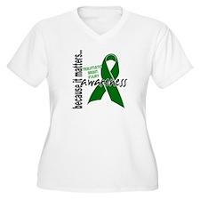 Awareness 1 TBI T-Shirt