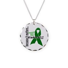 Awareness 1 TBI Necklace