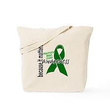 Awareness 1 TBI Tote Bag
