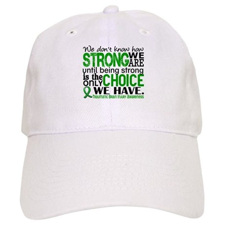 How Strong We Are TBI Cap
