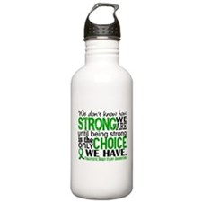 How Strong We Are TBI Water Bottle