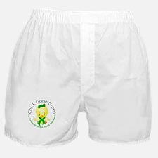 Chick Gone Green 5 TBI Boxer Shorts