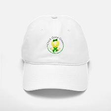 Chick Gone Green 5 TBI Baseball Baseball Cap